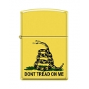 Zippo Don't Tread on Me