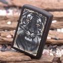Zippo Matte Tiger Lighter