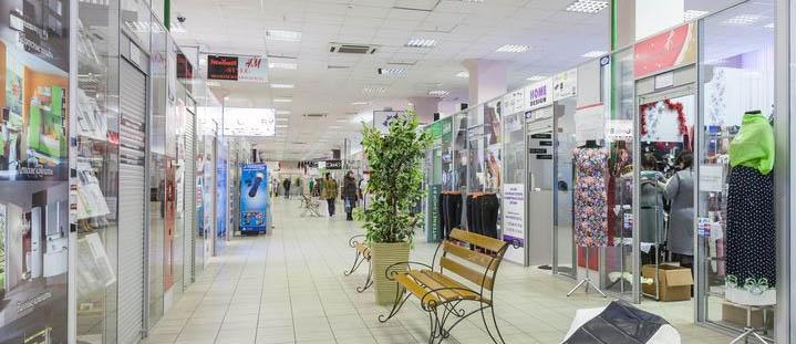 Новый павильон в ТЦ Московско-Венский - 3-й этаж, магазин 361